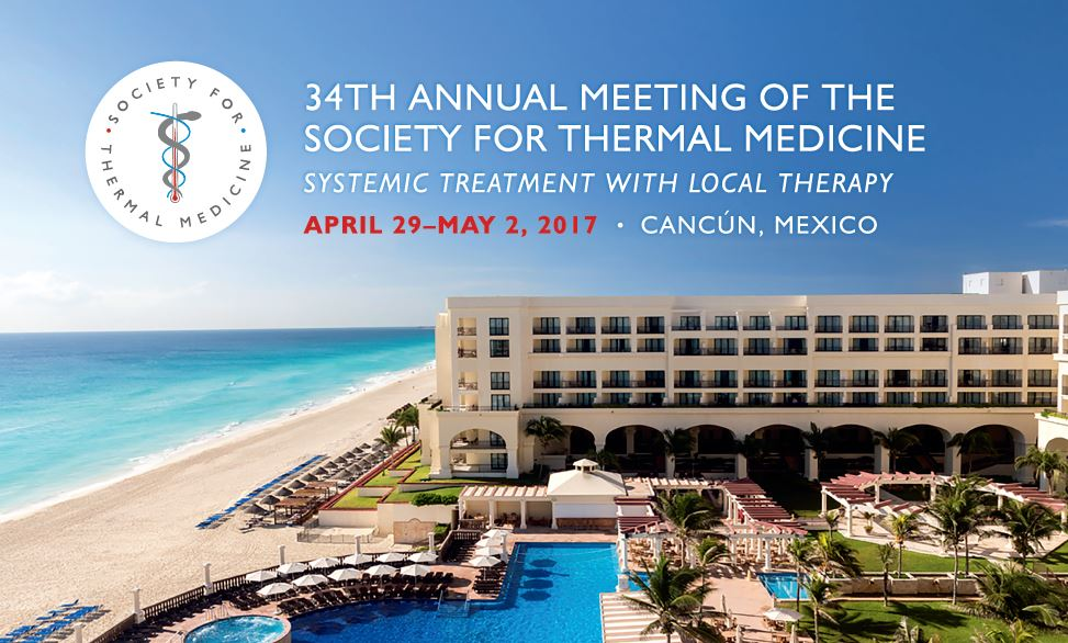 34th annual meeting of the Society for Themal Medicine - official image