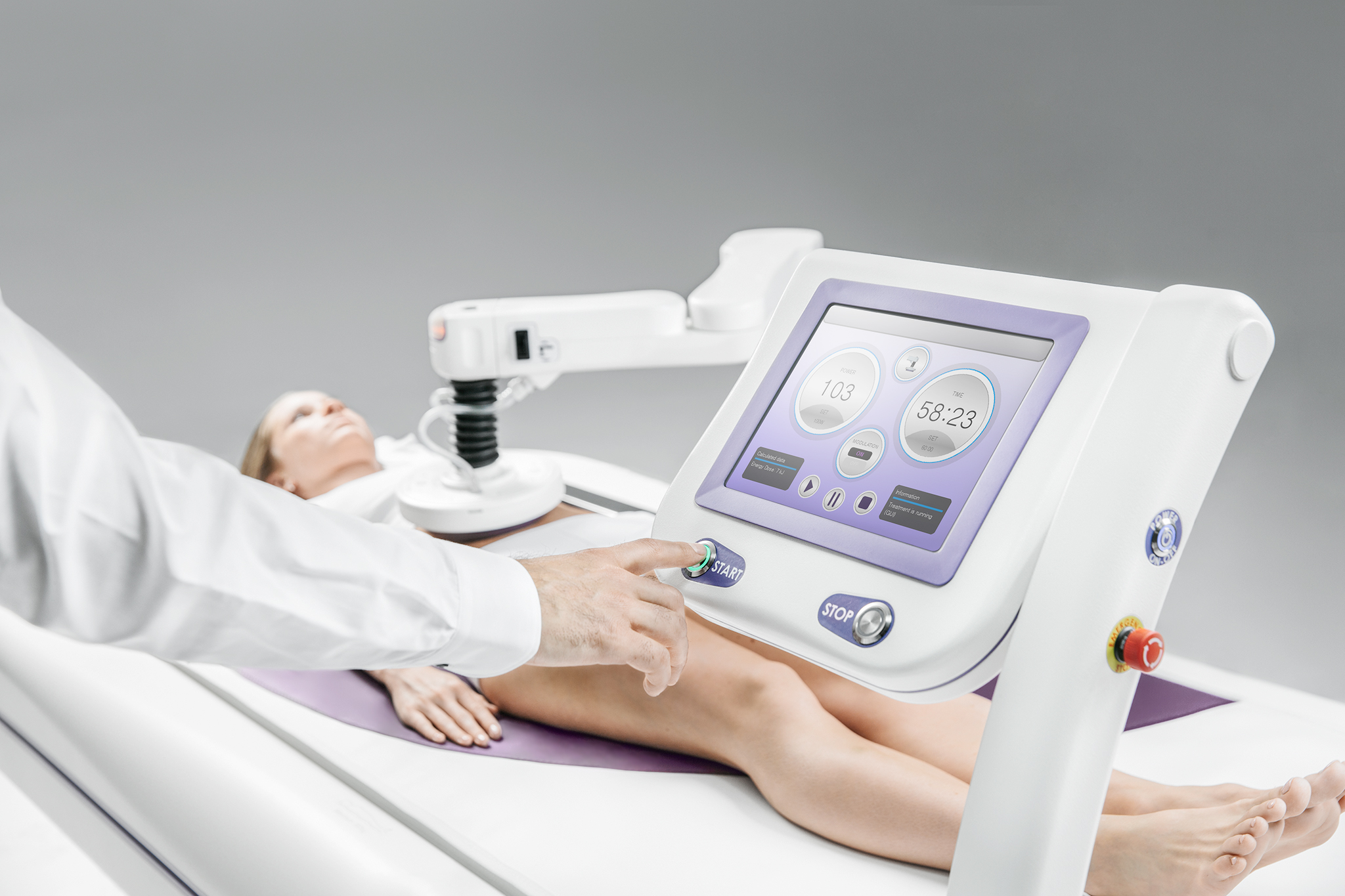 EHY-2030 - new device of Oncotherm
