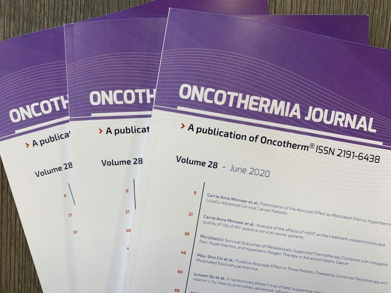 Cover des Oncothermia Journals Band 28